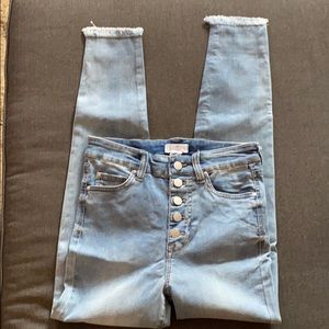 Ivy & Main high waisted Jeggings size 9 NWT